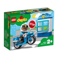 LEGO® DUPLO ΑΣΤΥΝΟΜΙΚΗ ΜΟΤΟΣΙΚΛΕΤΑ (10900)