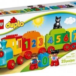 LEGO® DUPLO NUMBER TRAIN (10847)