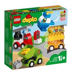 LEGO® DUPLO ΟΙ ΠΡΩΤΕΣ ΜΟΥ ΑΥΤΟΚΙΝΗΤΙΣΤΙΚΕΣ ΔΗΜΙΟΥΡΓΙΕΣ (10886)