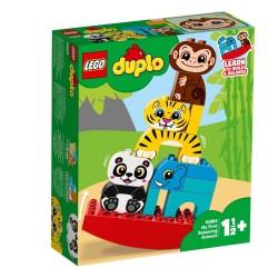 LEGO® DUPLO ΤΑ ΠΡΩΤΑ ΜΟΥ ΖΩΑΚΙΑ ΑΚΡΟΒΑΤΕΣ (10884)