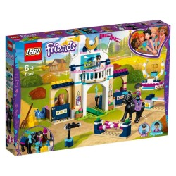LEGO® FRIENDS STEPHANIE'S HORSE JUMPING (41367)