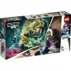 LEGO® HIDDEN SIDE NEWBURY SUBWAY (70430)