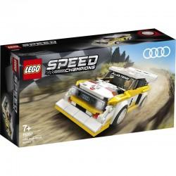 LEGO® SPEED CHAMPIONS 1985 AUDI SPORT QUATTRO S1 (76897)