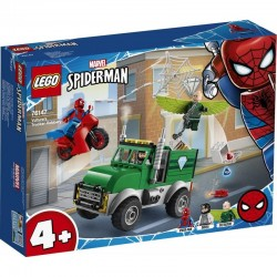 LEGO® SUPER HEROES SPIDER-MAN VULTURE'S TRUCKER ROBBERY (76147)