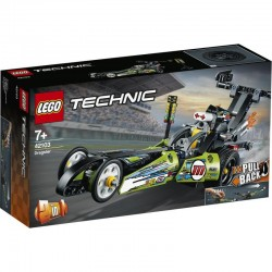 LEGO® TECHNIC DRAGSTER (42103)