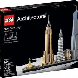 LEGO ARCHITECTURE - NEW YORK CITY (21028)