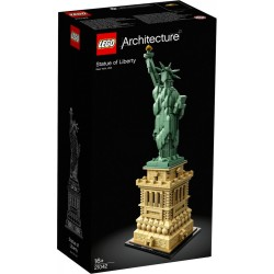 LEGO ARCHITECTURE - STATUE OF LIBERTY (21042)
