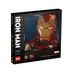 LEGO ART - MARVEL IRON MAN (31199)