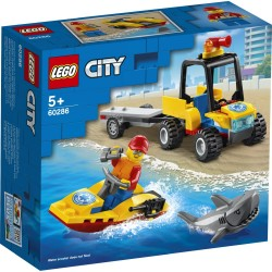 LEGO CITY - BEACH RESCUE ATV (60286)