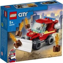 LEGO CITY - FIRE HAZARD TRUCK (60279)
