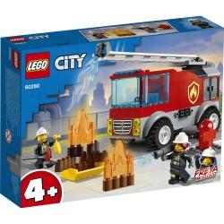 LEGO CITY - FIRE LADDER TRUCK (60280)