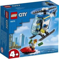 LEGO CITY - POLICE HELICOPTER (60275)