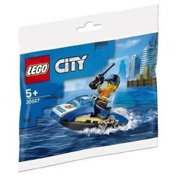 LEGO CITY - POLICE JET SKI POLYBAG SET (30567)