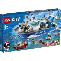 LEGO CITY - POLICE PATROL BOAT (60277)