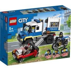 LEGO CITY - POLICE PRISONER TRANSPORT (60276)
