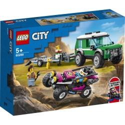 LEGO CITY - RACE BUGGY TRANSPORTER (60288)