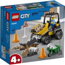 LEGO CITY - ROADWORK TRUCK (60284)