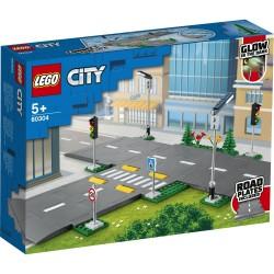 LEGO CITY - ROAD PLATES (60304)