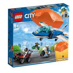 LEGO CITY - ΣΥΛΛΗΨΗ ΜΕ ΑΛΕΞΙΠΤΩΤΟ ΤΗΣ ΕΝΑΕΡΙΑΣ ΑΣΤΥΝΟΜΙΑΣ (60208)