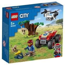 LEGO CITY WILDLIFE - RESCUE ATV (60300)