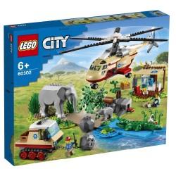 LEGO CITY WILDLIFE - RESCUE OPERATION (60302)
