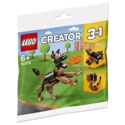 LEGO CREATOR - CREATOR GERMAN SHEPHERD DOG POLYBAG SET (30578)