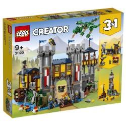 LEGO CREATOR - MEDIEVAL CASTLE (31120)