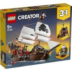 LEGO CREATOR - PIRATES SHIP (31109)