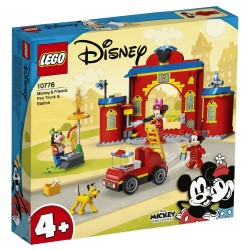 LEGO DISNEY - MICKEY AND FRIENDS FIRE STATION & TRUCK (10776)