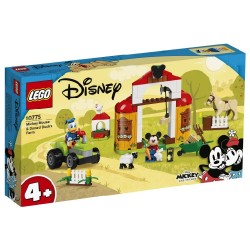 LEGO DISNEY - MICKEY AND FRIENDS MICKEY MOUSE & DONALD DUCK'S FARM (10775)