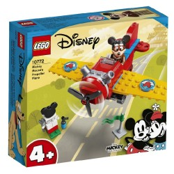 LEGO DISNEY - MICKEY MOUSE'S PROPELLER PLANE (10772)