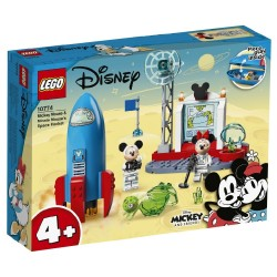 LEGO DISNEY - MICKEY MOUSE AND MINNIE MOUSE'S SPACE ROCKET (10774)