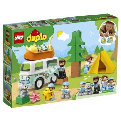 LEGO DUPLO TOWN - FAMILY CAMPING VAN ADVENTURE (10946)