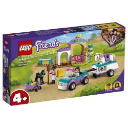 LEGO FRIENDS - HORSE TRAINING AND TRAILER (41441)