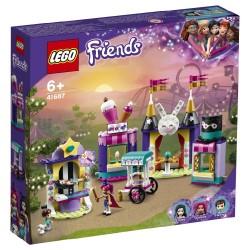 LEGO FRIENDS - MAGICAL FUNFAIR STALLS (41687)