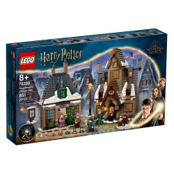 LEGO HARRY POTTER - HOGSMEADE VILLAGE VISIT 20TH ANNIVERSARY (76388)