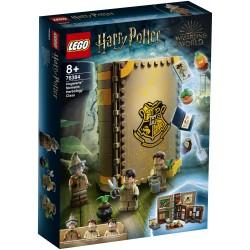 LEGO HARRY POTTER - HOGWARTS MOMENT HERBOLOGY CLASS (76384)