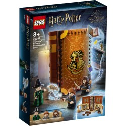 LEGO HARRY POTTER - HOGWARTS MOMENT TRANSFIGURATION CLASS (76382)
