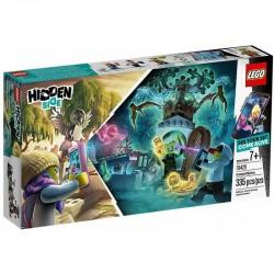LEGO HIDDEN SIDE - GREVEYARD MYSTERY (70420)