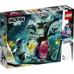 LEGO HIDDEN SIDE - WELCOME TO THE HIDDEN SIDE (70427)