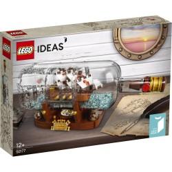 LEGO IDEAS - SHIP IN A BOTTLE (92177)
