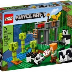 LEGO MINECRAFT - ΤΗΕ PANDA ΝURSΕRΥ (21158)