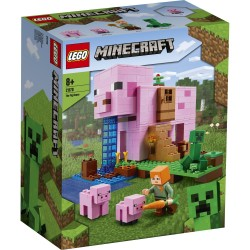 LEGO MINECRAFT - THE PIG HOUSE (21170)