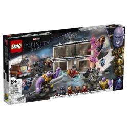 LEGO SUPER HEROES - MARVEL AVENGERS: ENDGAME FINAL BATTLE BUILDING SET WITH THANOS (76192)