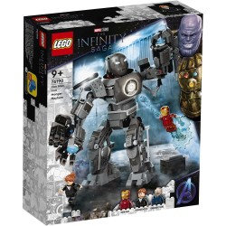 LEGO SUPER HEROES - MARVEL IRON MAN MONGER MAYHEM SET (76190)