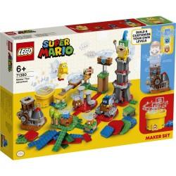 LEGO SUPER MARIO - MASTER YOUR ADVENTURE MAKER SET (71380)