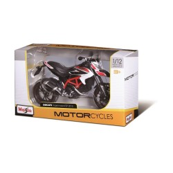 MAISTO MOTORCYCLES ASST. 1:12 (31101)