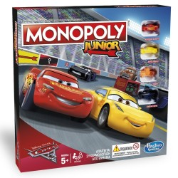 MONOPOLY CARS 3 JUNIOR