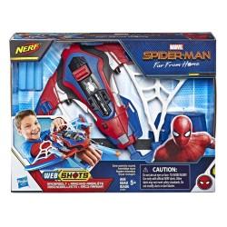 NERF - MARVEL SPIDER-MAN MOVIE WEB SHOTS SPIDERBOLT (E3559)