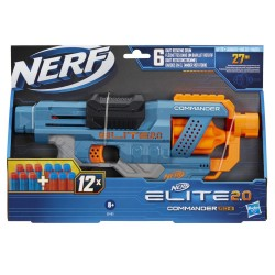 NERF ELITE 2.0 - COMMANDER RD-6 (E9485)